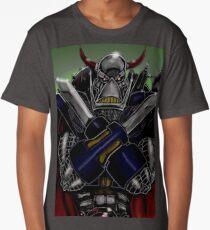 Death's Head Long T-Shirt