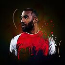 Classic Lacazette by Mark White