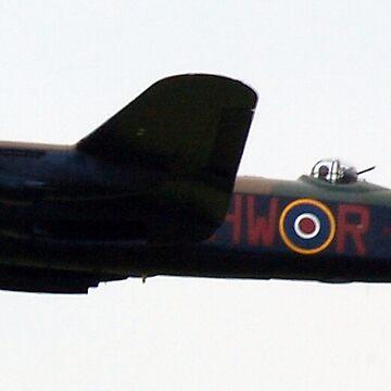 Lancaster Bomber by MarkJones
