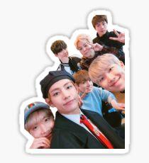 BTS Selca Sticker