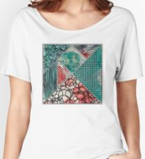 The Many Tile II Women's Relaxed Fit T-Shirt