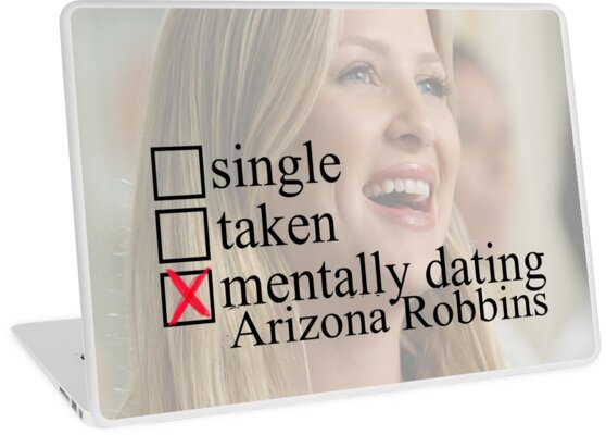 arizona robbins dating
