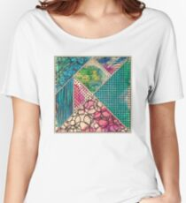 The Many Tile III Women's Relaxed Fit T-Shirt