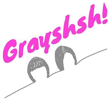 Tru and Pru - Grayshsh by lettherebelips