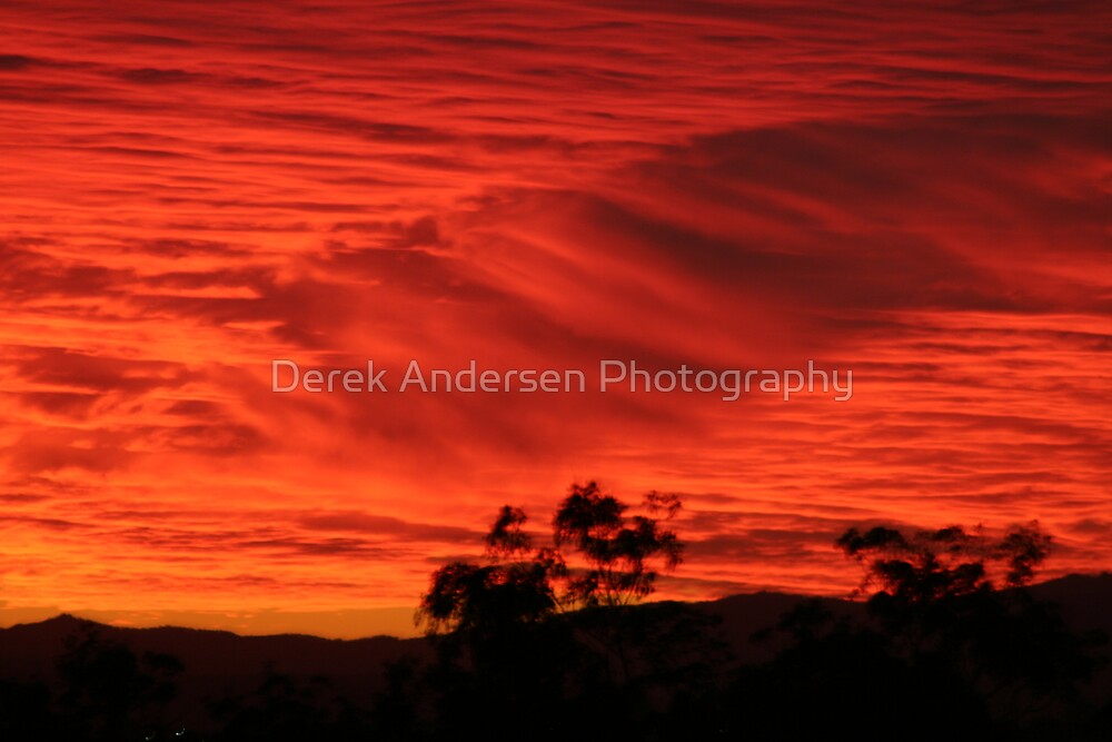 from our house by Derek Andersen Photography