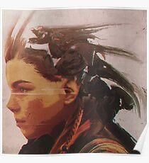 Horizon Zero Dawn - Aloy v2 Poster