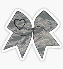 Air Force ABU Bow Sticker