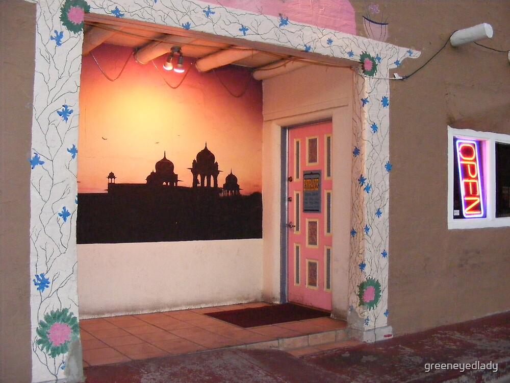 Pink Door by greeneyedlady