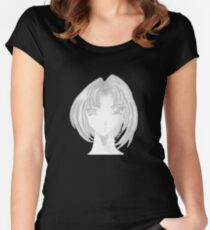 Bemused Women's Fitted Scoop T-Shirt