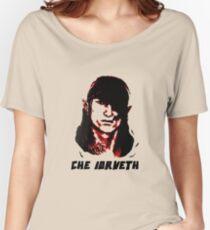 Che Iorveth - Viva la Scoia'tel! Women's Relaxed Fit T-Shirt