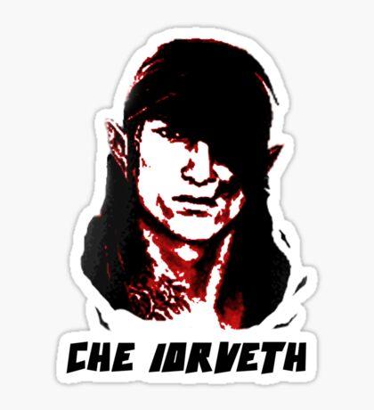 Che Iorveth - Viva la Scoia'tel! Sticker