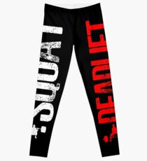 Squat Bench Deadlift Leggings