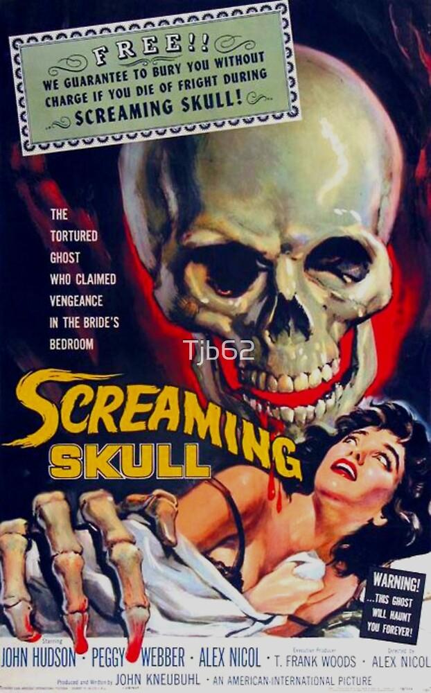 The Screaming Skull! by Tjb62
