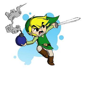 Link in Battle! by SuperDeano