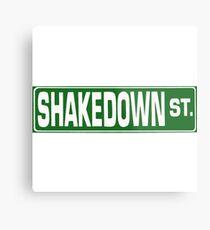 grateful dead shakedown street Metal Print