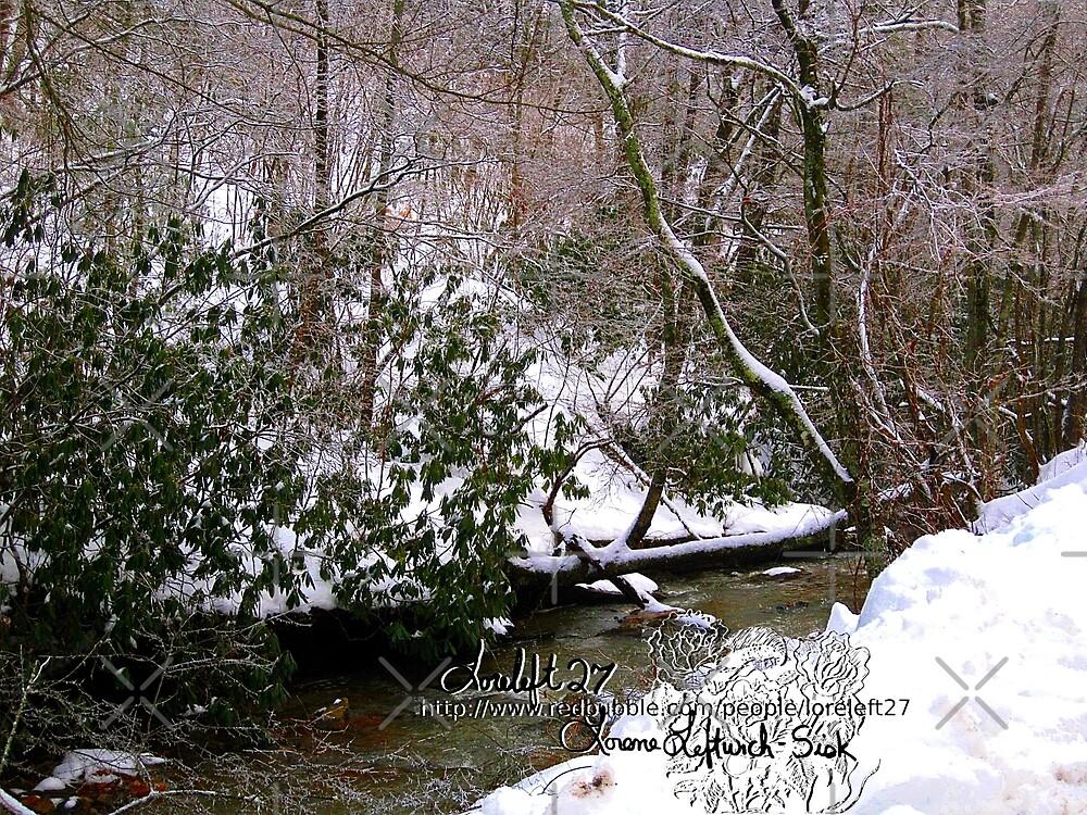 winter's grace by LoreLeft27