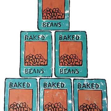 Baked Bean Stack by mayden