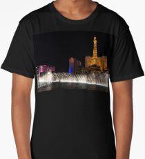 Glamour, Music and Shine - Viva Las Vegas Long T-Shirt