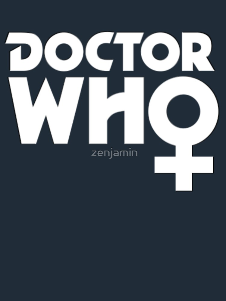 The Doctor is a Woman by zenjamin