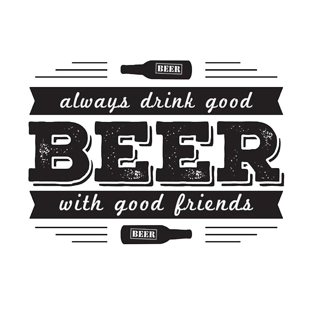 good beer  by svenkoot