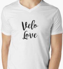 Bike Velo Love Script | Sports T-Shirt