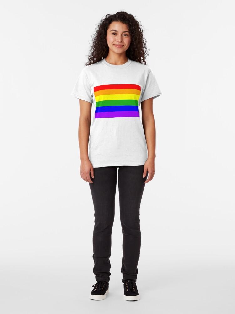 Alternative Ansicht von Stolz Classic T-Shirt