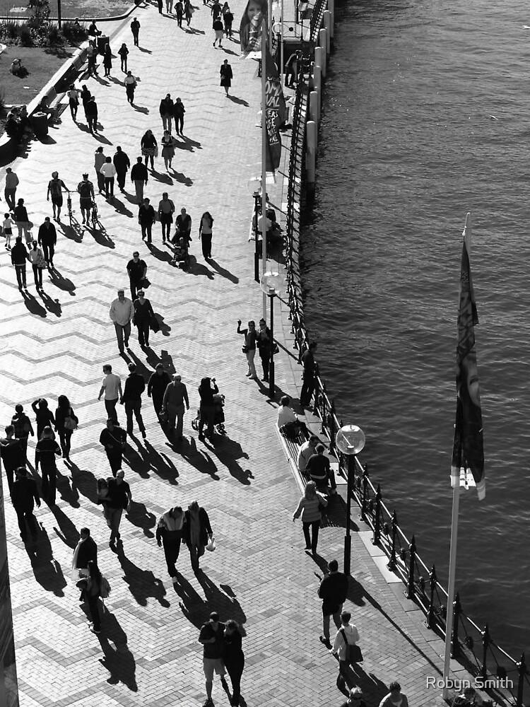 Circular Quay by Robyn Smith