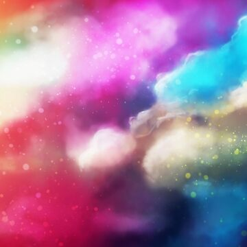 Colorful Clouds by mongja9