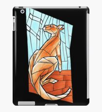 Red Kangaroo and Southern Sky iPad Case/Skin