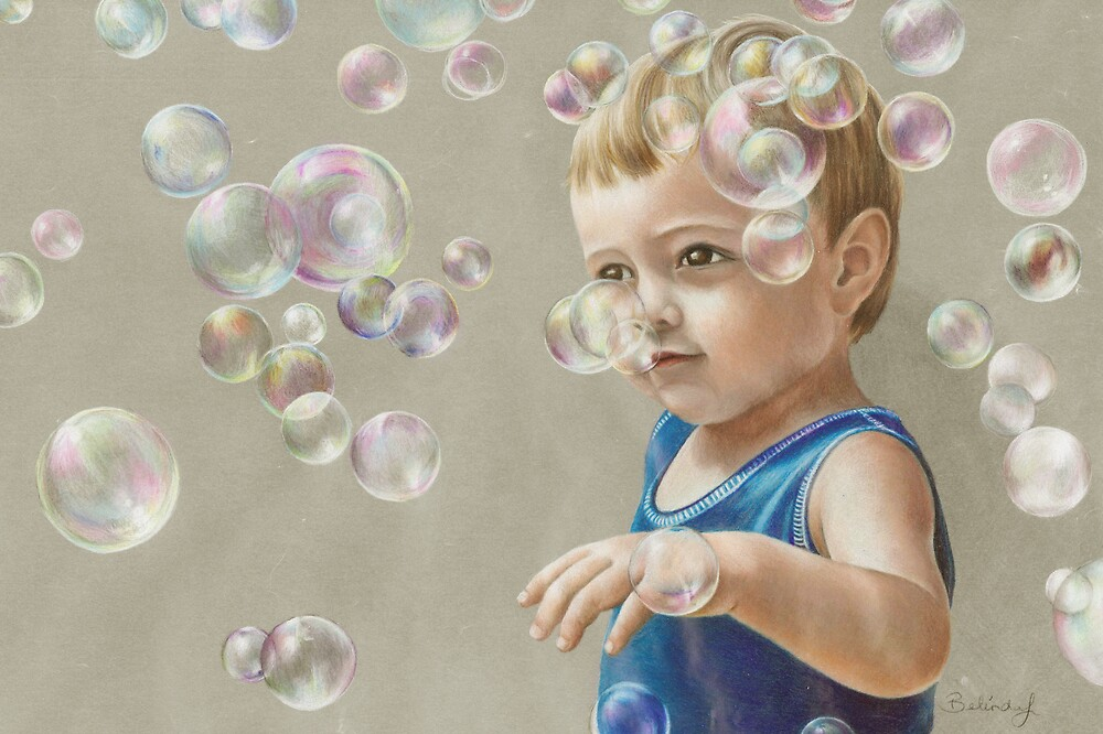Maxys Bubbles by Belinda Lindhardt