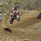Motocross Practice Flyin' High in Piru, CA by leih2008