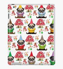 Gnome Pugs iPad Case/Skin