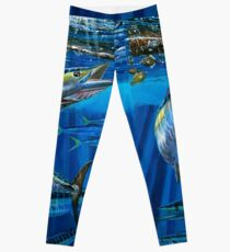 Wahoo Haven Leggings