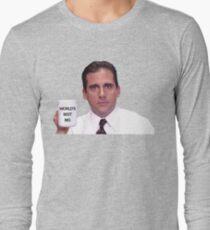 World's Best Big Long Sleeve T-Shirt