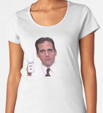 World's Best Big Women's Premium T-Shirt