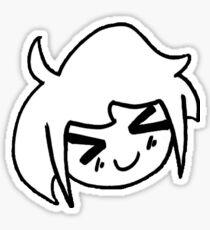 shoji sticker Sticker