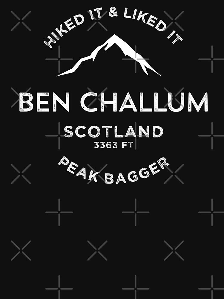 Ben Challum-Loch Lomond-Peak Bagging by broadmeadow
