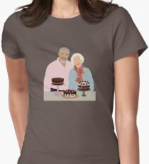 Great British Bake Off Women's Fitted T-Shirt