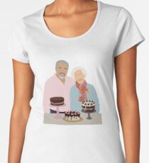 Great British Bake Off Women's Premium T-Shirt