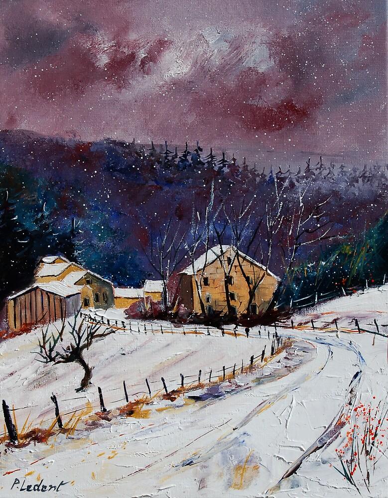 Sechery snow 45  by calimero