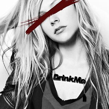 Dead Pop Stars Of Our Youth - Avril Lavigne by NotEvenOriginal
