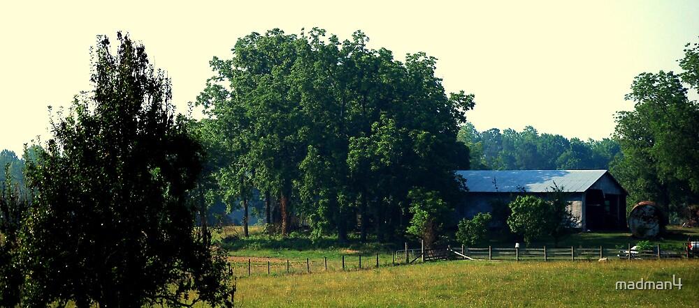 Purvis Road Farm by madman4