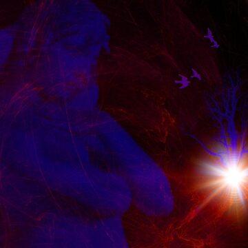 Angels Birth by StarKatz