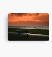 Bay View Canvas Print