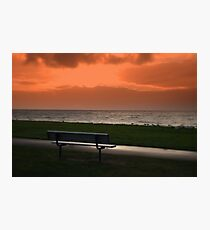 Bay View Photographic Print