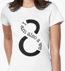 Sense8 - I am also a WE Women's Fitted T-Shirt