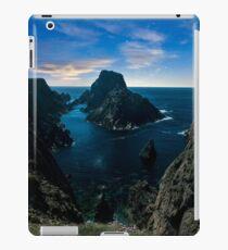 Donegal Northern Coast at Night iPad Case/Skin
