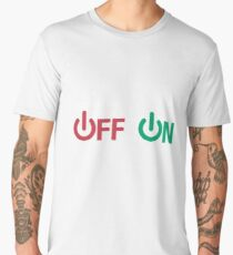 Have you tried turn it off and on again? Men's Premium T-Shirt
