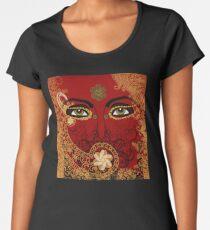 Mystery Eyes Women's Premium T-Shirt