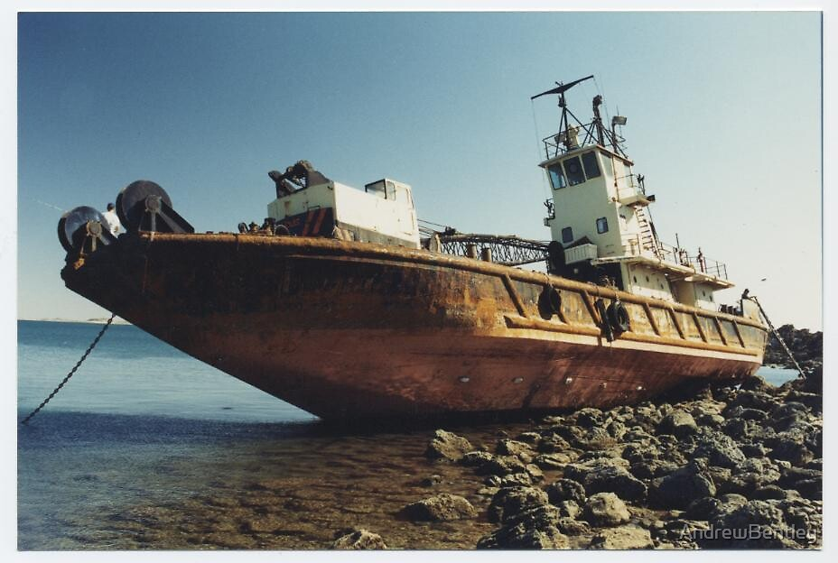 Beached Point Samson WA by AndrewBentley
